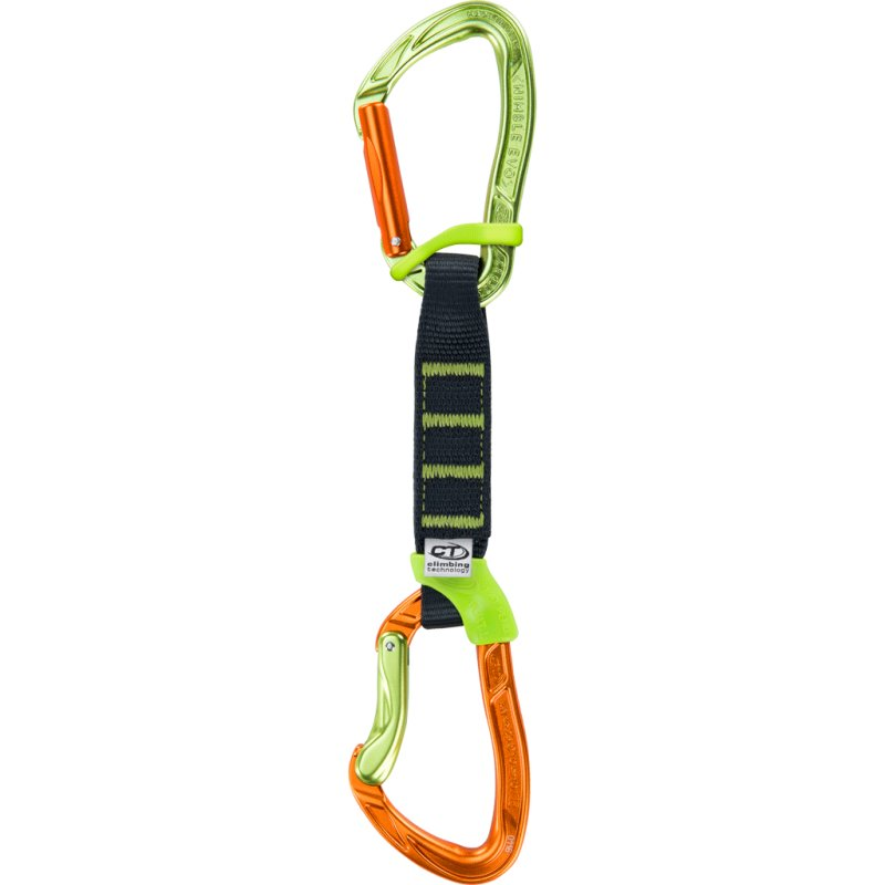 Expreska - Climbing Technology Nimble Evo Set Pro Ny 12 cm green/orange