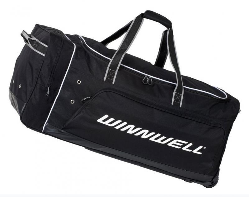 Černá hokejová taška - junior Winnwell