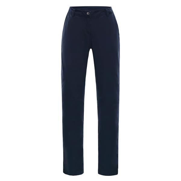 Modré dámské kalhoty Alpine Pro - velikost 46