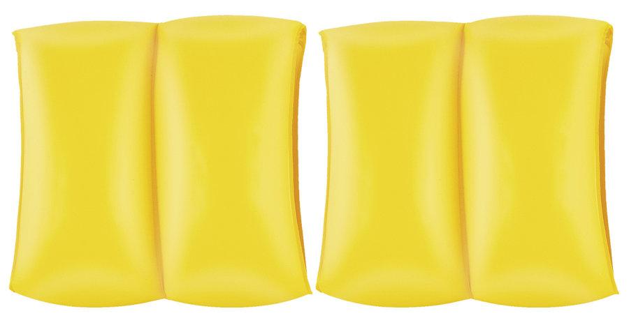Žluté dětské nafukovací plavecké rukávky Kids, Bestway