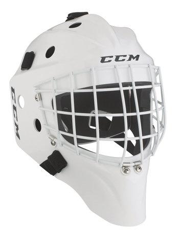 Brankářská maska - Maska CCM 7000 Yth červená