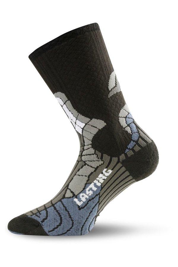 Černé pánské ponožky Lasting