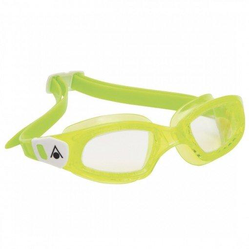 Žluté dětské chlapecké nebo dívčí plavecké brýle KAMELEON KID, Aqua Sphere