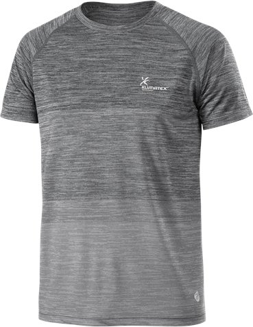 Modré pánské běžecké tričko Klimatex - velikost L