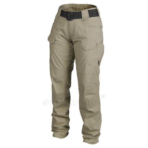 Kalhoty - Kalhoty dámské UTP® URBAN TACTICAL rip-stop KHAKI