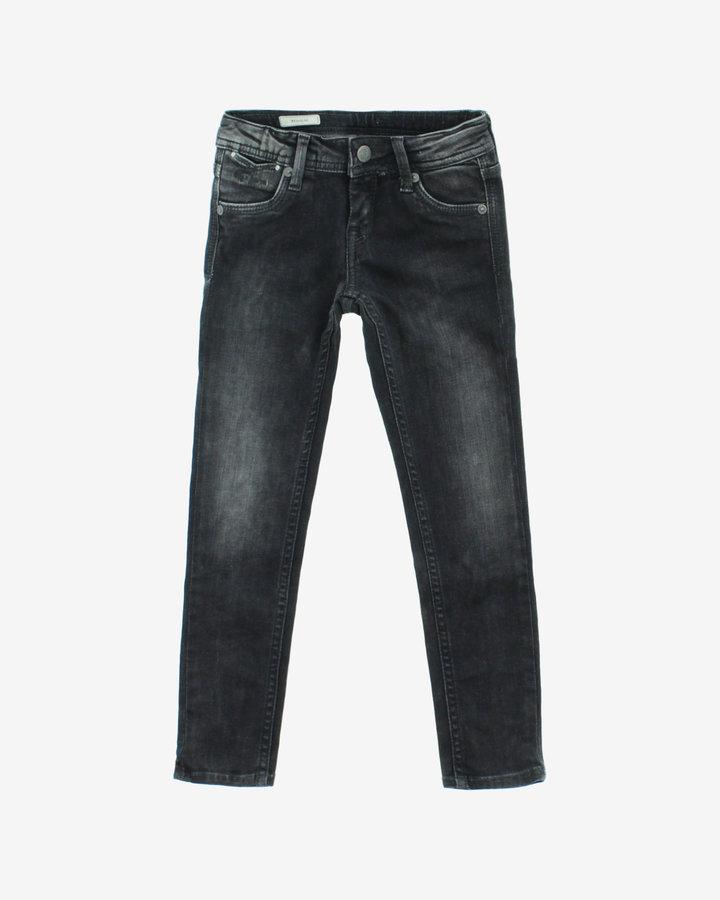 Černé dívčí džíny Pepe Jeans - velikost 92