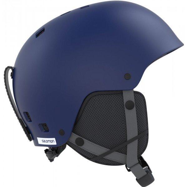 Modrá pánská lyžařská helma Salomon