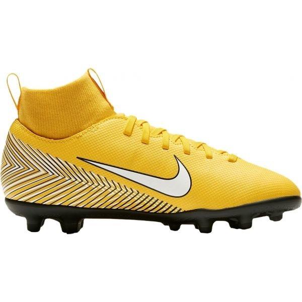 Žluté dětské kopačky Nike
