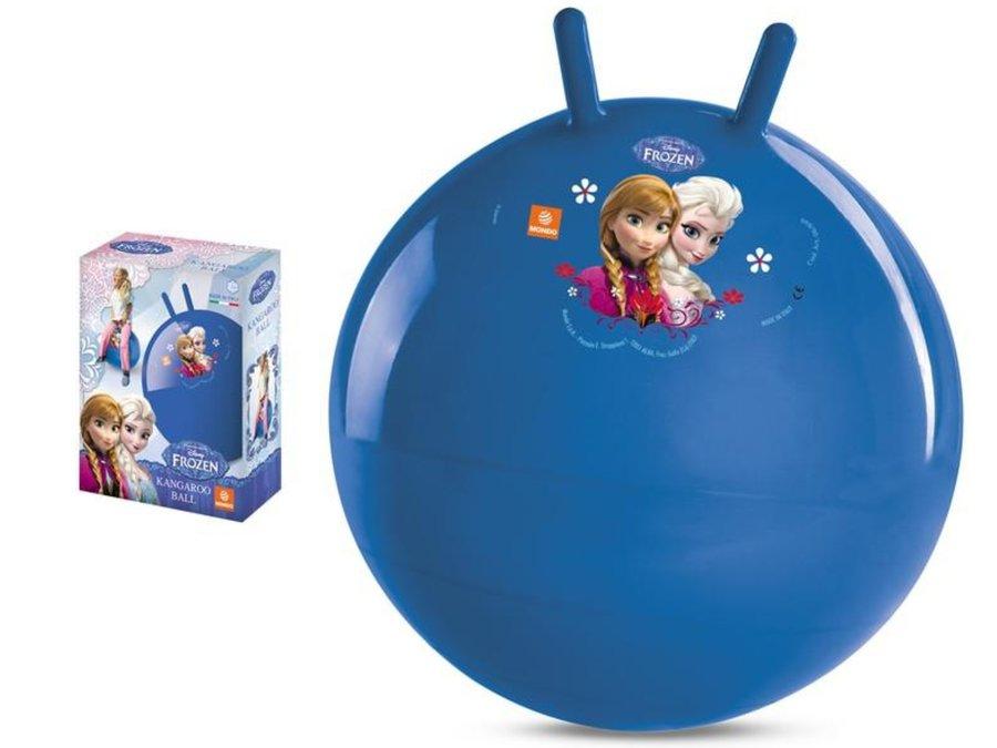 Modrý skákací míč Mondo