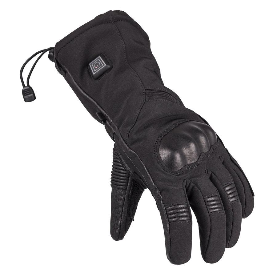 Kožené zimní rukavice na motorku GS7, Glovii - velikost XL