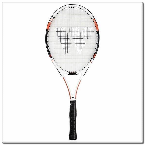 Oranžová tenisová raketa Wish - délka 68,6 cm