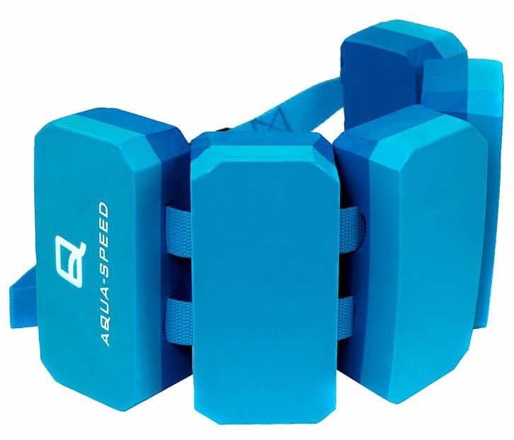 Pětidílný plavecký pás Aqua-Speed