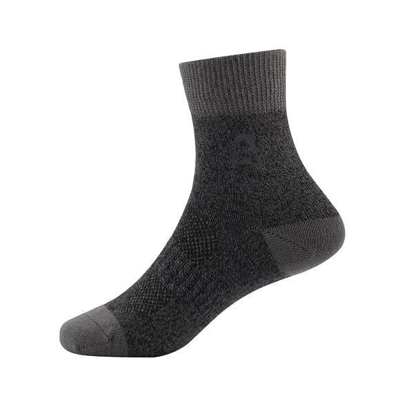 Ponožky - ALPINE PRO 3RAPID 2 NEUTRÁLNÍ / ZEMITÁ Dětské Ponožky M
