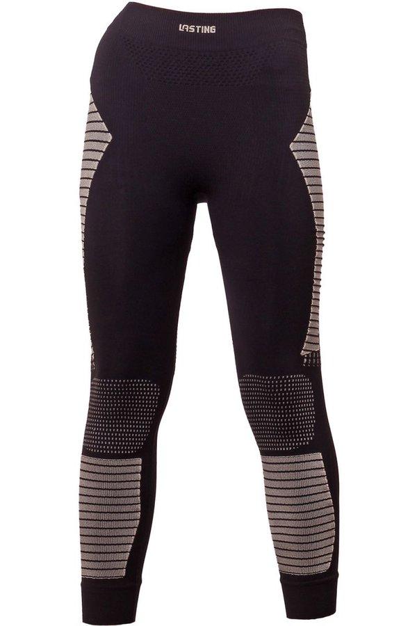Černé dámské termo kalhoty Lasting