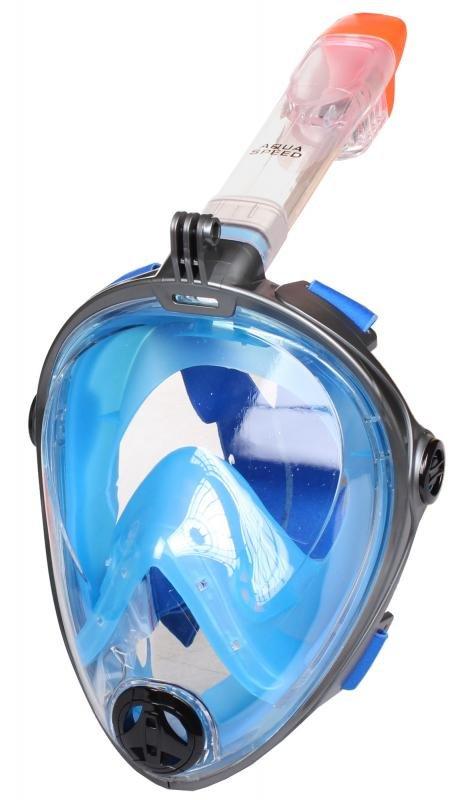Potápěčská maska - Spectra potápěčská maska barva: šedá-tyrkysová;velikost oblečení: L-XL