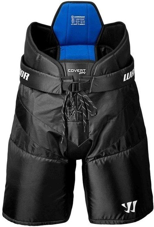Černé hokejové kalhoty - senior Warrior - velikost M