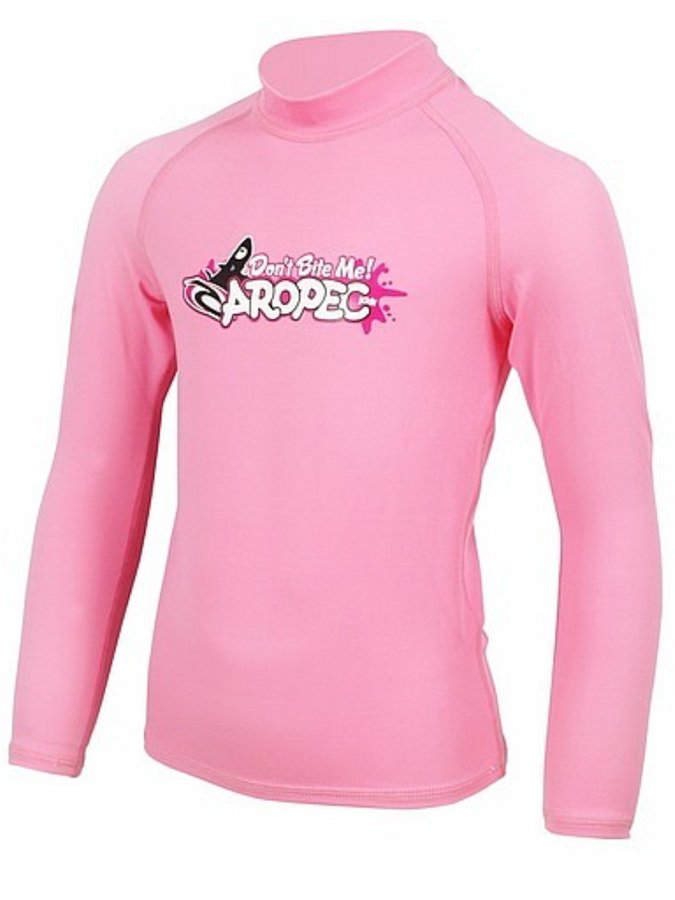 Růžové dětské lycrové tričko MARVEL KID, Aropec