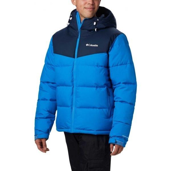 Modrá pánská lyžařská bunda Columbia