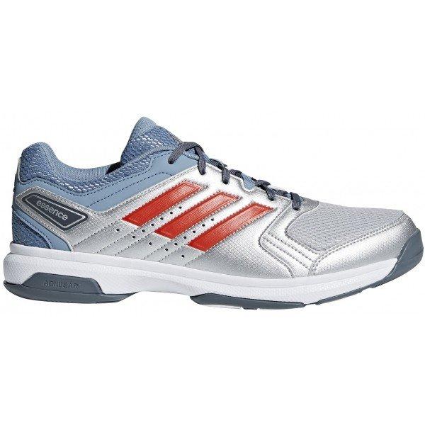 Modro-stříbrné pánské boty na házenou Adidas