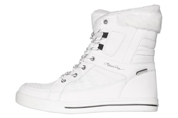 Bílé dámské zimní boty Alpine Pro - velikost 41 EU