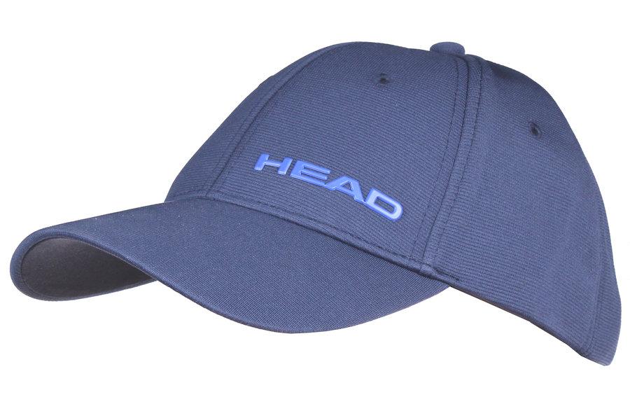 Tenisová kšiltovka - Head Radical Cap 2018 modrá