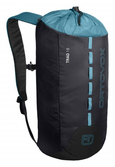 Černý horolezecký batoh Ortovox - objem 18 l