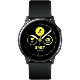 Černé chytré hodinky Galaxy Watch Active, Samsung