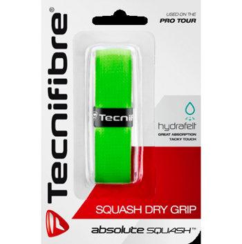 Zelená squashová omotávka Tecnifibre - délka 110 cm - 1 ks