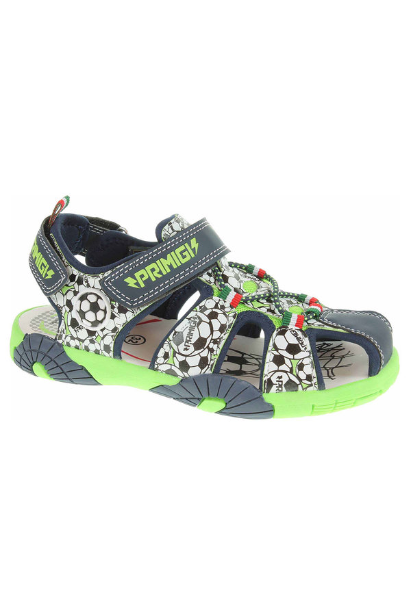 Zelené sandály Primigi