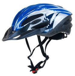 Modrá cyklistická helma Tempish - velikost S