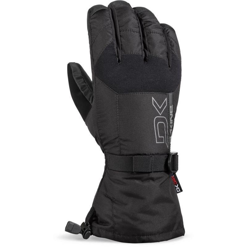 Černé zimní rukavice Dakine