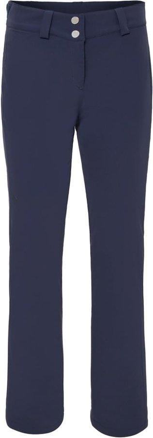 Modré dámské lyžařské kalhoty Descente - velikost 36