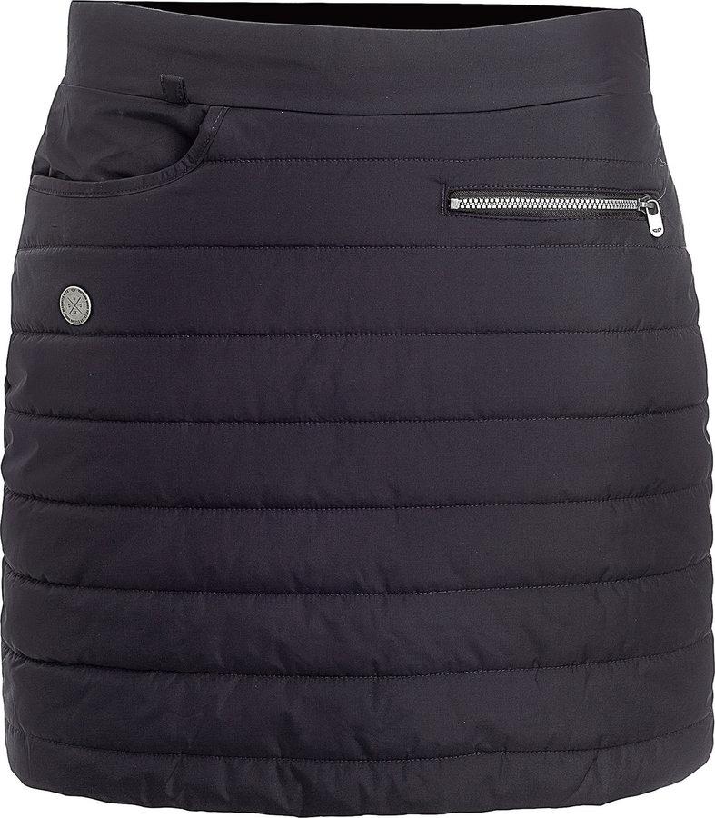 Černá dámská sukně Woox