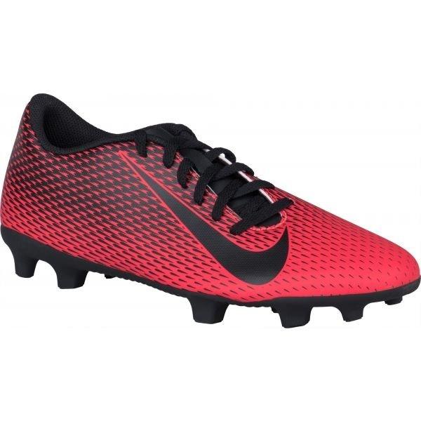 Černo-červené pánské kopačky Nike