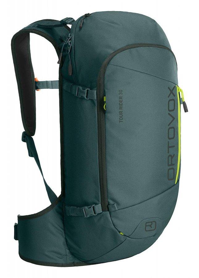 Zelený skialpový batoh Ortovox - objem 30 l