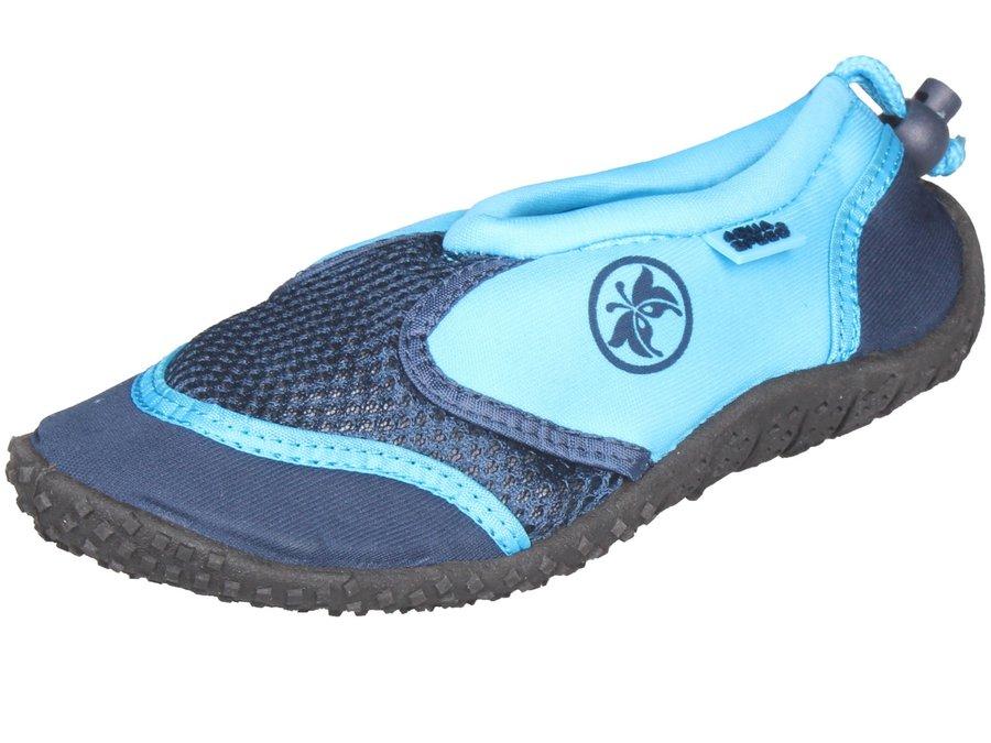 Modré dětské boty do vody Jadran, Aqua-Speed - velikost 23 EU