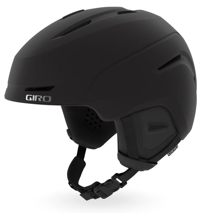 Černá dámská lyžařská helma Giro - velikost 62,5-65 cm