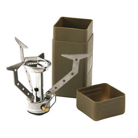 Kempingový vařič - Vařič plynový COMPACT web-tex plast.krabička