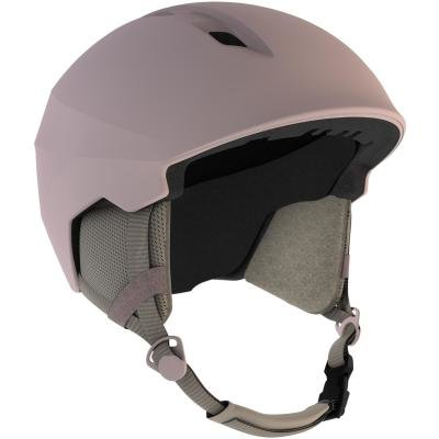 Růžová lyžařská helma Wed'ze