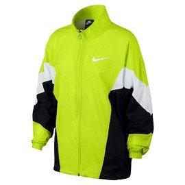 Žlutá dámská bunda Nike
