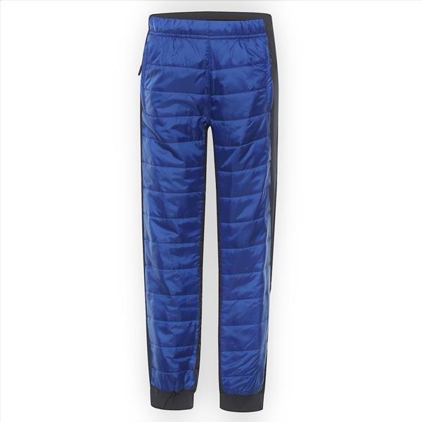 Modré dětské prošívané kalhoty Alpine Pro