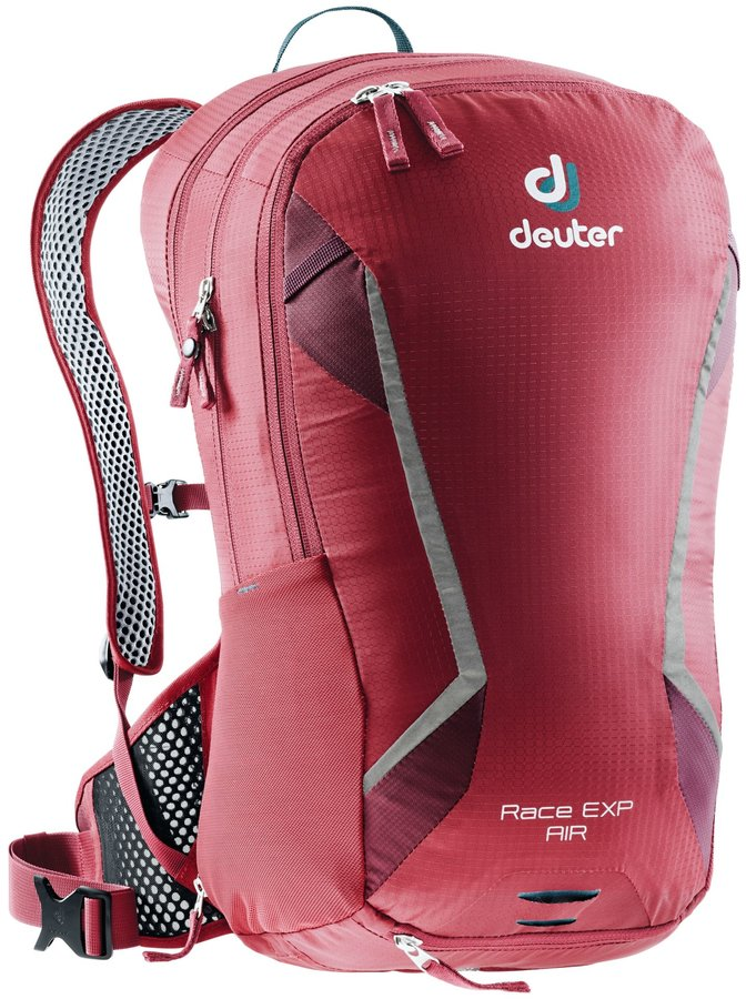 Batoh - Deuter Race EXP Air Cranberry-maron