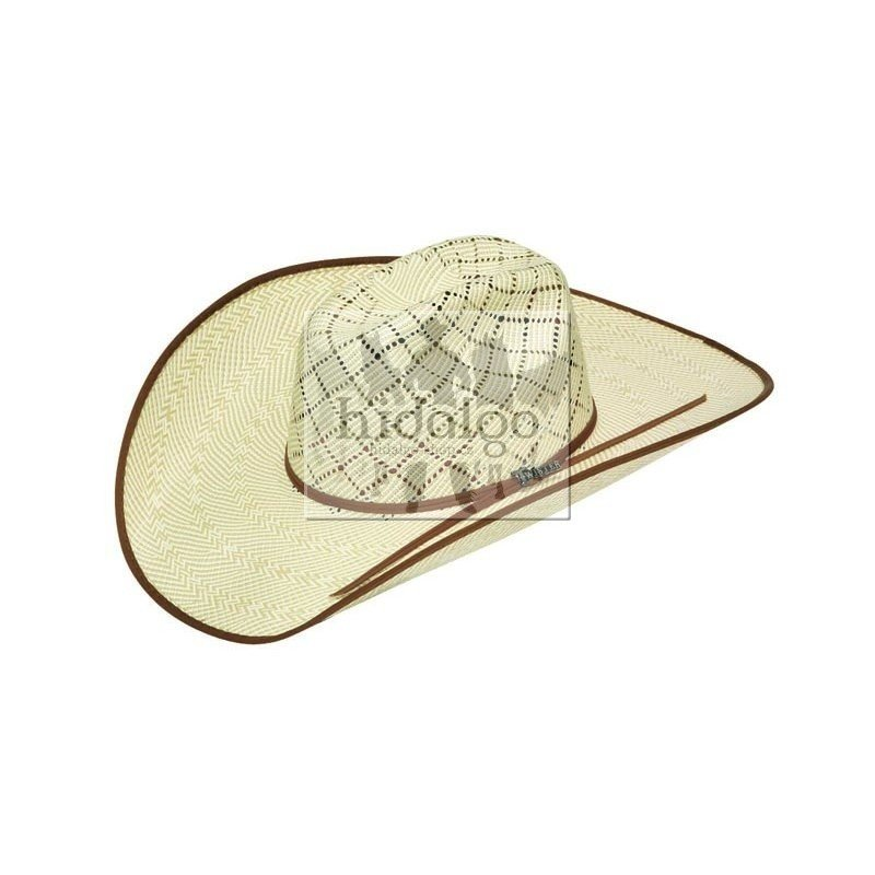 Béžový unisex jezdecký klobouk Twister