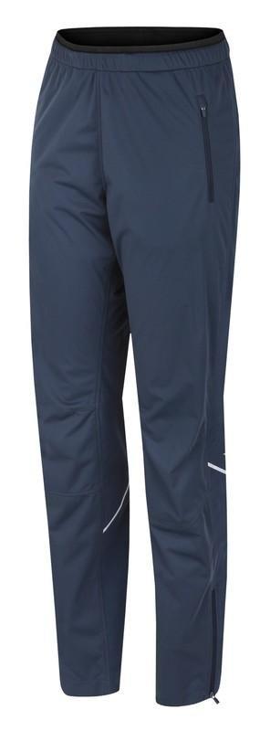Modré pánské lyžařské kalhoty Hannah