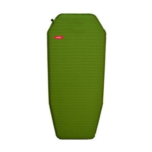 Zelená samonafukovací karimatka Jurek - tloušťka 3,1 cm