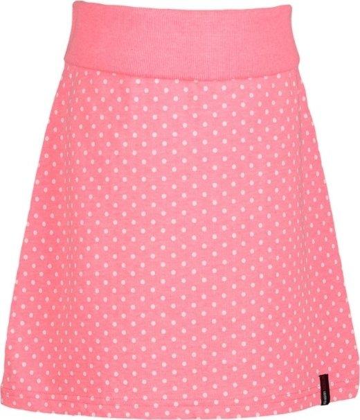 Růžová dívčí sukně Sam 73