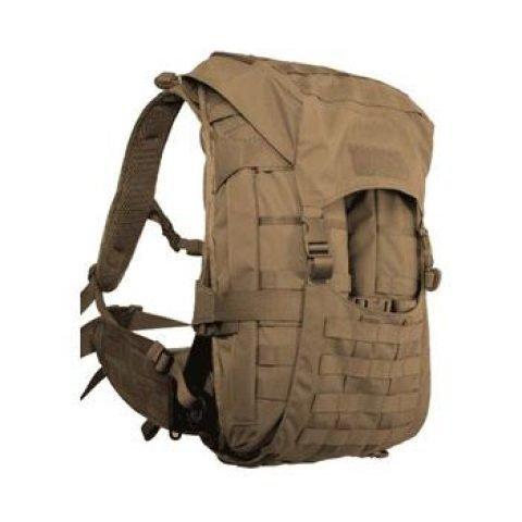Batoh - Batoh J51 WARHAMMER PACK COYOTE BROWN + Dárek ZDARMA