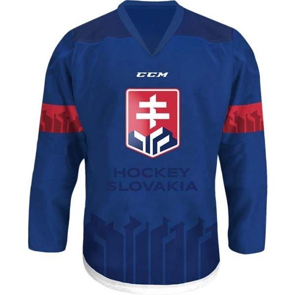 Modrý hokejový dres CCM