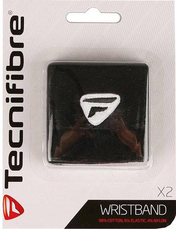 Černé tenisové potítko Tecnifibre
