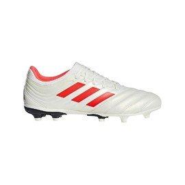 Bílé kopačky lisovky Copa 19.3 FG, Adidas - velikost 42 EU